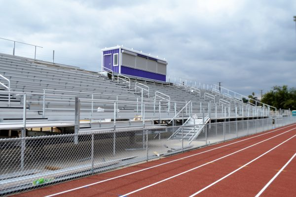 Pacific High School Athletic Complex Upgrades