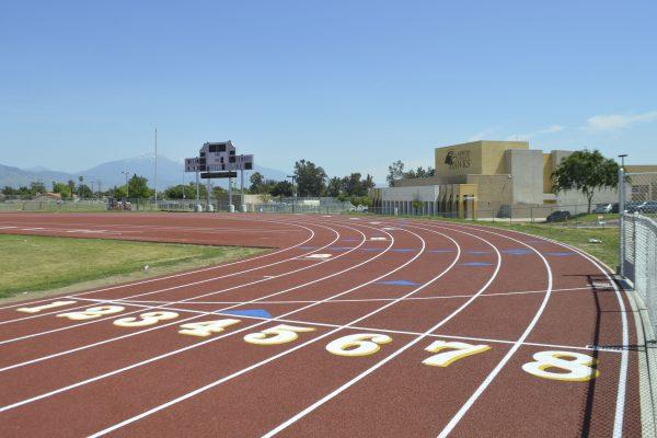 Arroyo Valley High School Athletic Complex