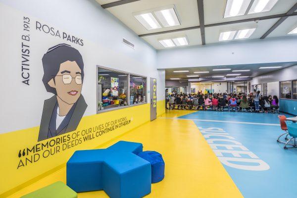 North Park Elementary School Safety Improvements