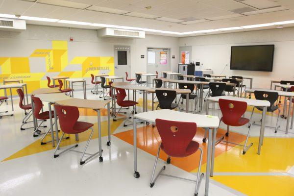 Cajon High School Amazon Pathways Logistics Lab