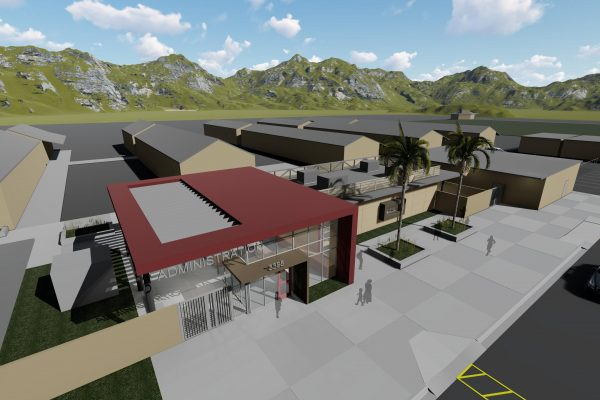Del Rosa Elementary School Modernization