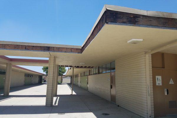 Indian Springs High School Canopies