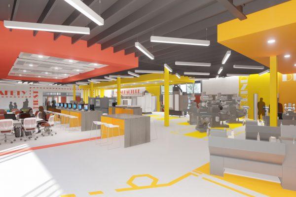 Indian Springs High School CTE - Manufacturing design