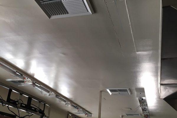 Richardson Prep HI Middle School Shack HVAC